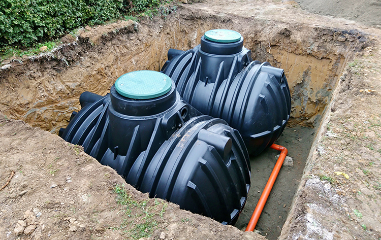 septic tanks peterborough