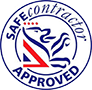 DFM are SafeContractor approved